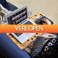 MegaGadgets: Lapzer lap desk