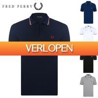 ElkeDagIetsLeuks: Polo's van Fred Perry