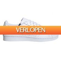 Avantisport.nl: Adidas Superstar Foundation witte sneakers