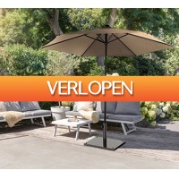 Koopjedeal.nl 2: XL parasol