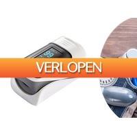 DealDonkey.com 4: Fingertip Pulse Oximeter hartslagmeter