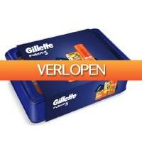 Voordeeldrogisterij.nl: Gillette Fusion 5 Proglide giftset