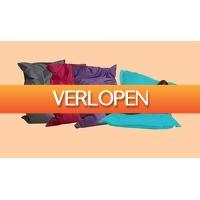 ActievandeDag.nl 1: Drop & Sit zitzak