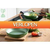 VoucherVandaag.nl 2: Just Vegan koekenpannen
