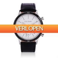 Watch2day.nl: Calgari Corragio 1818 herenhorloge
