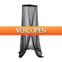 Xenos.nl: Klamboe met bamboeframe