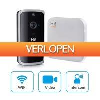 Actie.deals 2: Hi Tone deurbel met videofunctie