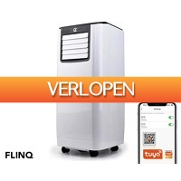 Voordeelvanger.nl 2: Flinq mobiele smart airco 9.000 BTU