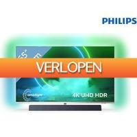 iBOOD Electronics: Philips 4 K UHD 65 Android Smart TV