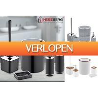 VoucherVandaag.nl 2: 5-delige badkamerset