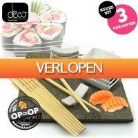 voorHAAR.nl: 13-delige sushiset