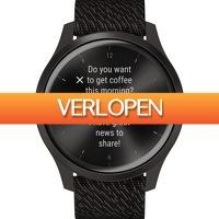Coolblue.nl 1: Garmin Vivomove Style smartwatch