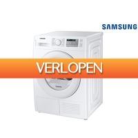 iBOOD Electronics: Samsung warmtepompdroger