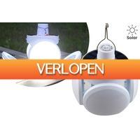 VoucherVandaag.nl 2: Solar buitenlampje
