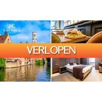 SocialDeal.nl: Overnachting voor 2 in hartje Brugge