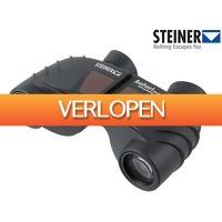 iBOOD Sports & Fashion: Steiner Safari Ultrasharp Mini Porro verrekijker