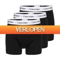 Plutosport offer: 3 x Calvin Klein boxershorts