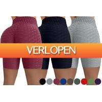 VoucherVandaag.nl: Korte legging voor dames met push-up effect