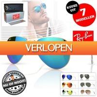 voorHEM.nl: Ray-Ban Aviator zonnebril