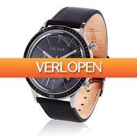 Watch2day.nl: Calgari Corragio Chronograph Cor.1813