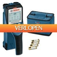 Gereedschapcentrum.nl: Bosch D-Tect 150 SV Wallscanner in tas - 150mm