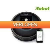 iBOOD Electronics: iRobot Roomba 980 robotstofzuiger