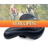 Voordeelvanger.nl 2: FlinQ gel fietszadel