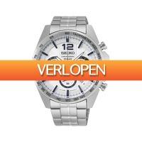 Watch2day.nl: Seiko SSB343P1 herenhorloge