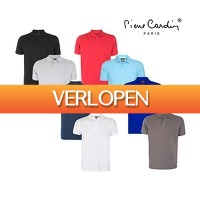 Koopjedeal.nl 1: Katoenen polos van Pierre Cardin