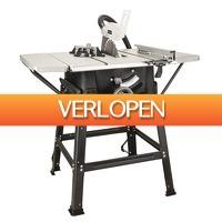 Gereedschapcentrum.nl: Scheppach HS100S Zaagtafel - 2000W - 250mm
