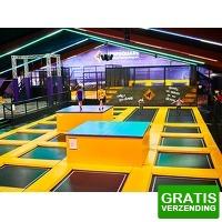 Bekijk de deal van Tripper Tickets: Entreeticket Jumpsquare Trampolineparken