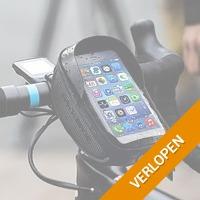 Telefoonhouder voor je fiets