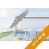 Veiling: Parasol met kantelsysteem van Feel Furniture ( 300 cm)