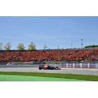 Bekijk de deal van Traveldeal.nl: Eendaagse vliegreis naar de Formule 1: Grand Prix van Italie - Monza