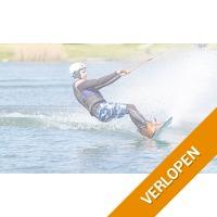 2 uur waterskin of wakeboarden