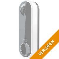 Arlo wire free video doorbell