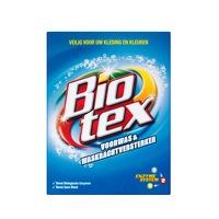 Bekijk de deal van Plein.nl: 7 x Biotex Blauw voorwas 750 gr