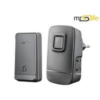 Bekijk de deal van iBOOD DIY: Mr.Safe draadloze deurbelset