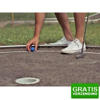 Bekijk de deal van Tripper Tickets: Midgetgolf voor 2 personen bij De Beertuin in Limburg