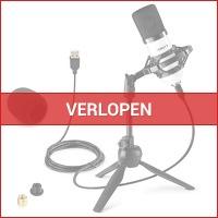 Vonyx CM300W USB studio condensator microfoon
