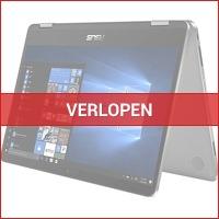 Asus VivoBook Flip 2-in-1 laptop/tablet