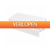 VidaXL.nl: vidaXL wandschap met lade