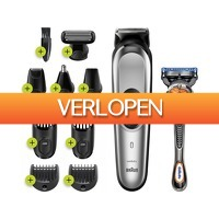 iBOOD.com: Braun Multi Grooming Kit 10-in-1