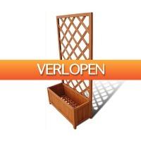 VidaXL.nl: vidaXL plantenbak