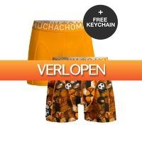 1dagactie.nl: Muchachomalo boxershorts Oranje EK 2021 editie