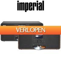 One Day Only: Imperial Dabman I205CD HiFi-muzieksysteem