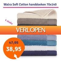 1dagactie.nl: Walra Soft Cotton douchelaken