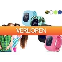 VoucherVandaag.nl: GPS horloge kind tracker