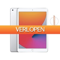 iBOOD.com: Apple iPad (2020) WiFi 32 GB