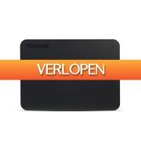 Expert.nl: Toshiba externe harde schijf Canvio Basics 4TB